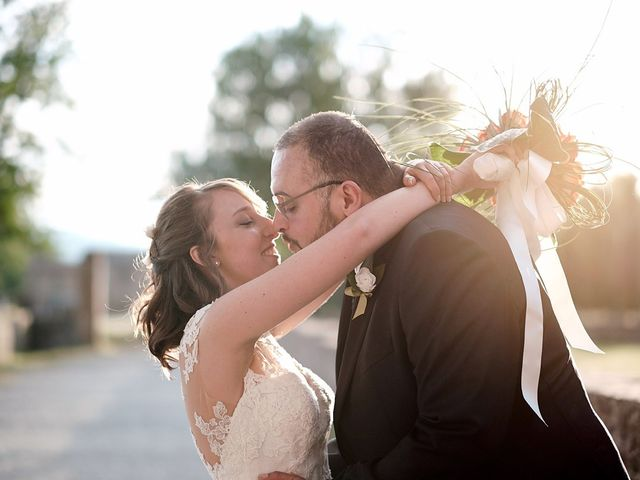 Il matrimonio di Alessio e Sara a Chiusdino, Siena 31