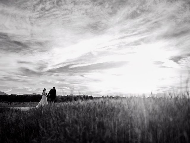 Il matrimonio di Alessio e Sara a Chiusdino, Siena 34