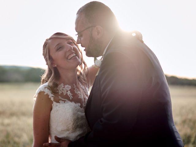 Il matrimonio di Alessio e Sara a Chiusdino, Siena 35
