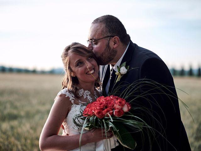 Il matrimonio di Alessio e Sara a Chiusdino, Siena 36