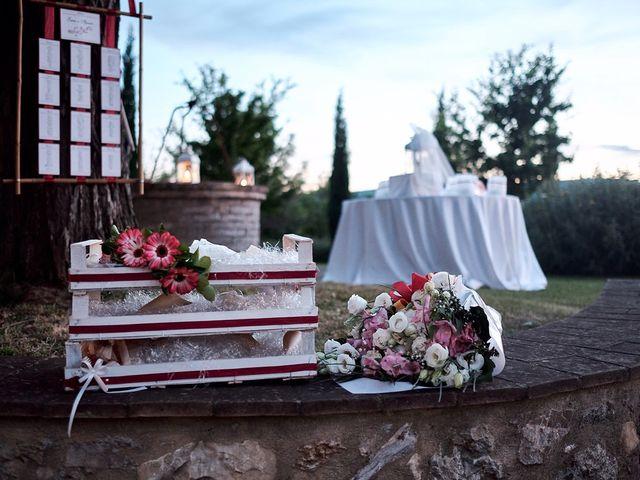 Il matrimonio di Alessio e Sara a Chiusdino, Siena 38