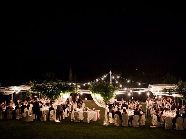 Il matrimonio di Alessio e Sara a Chiusdino, Siena 41
