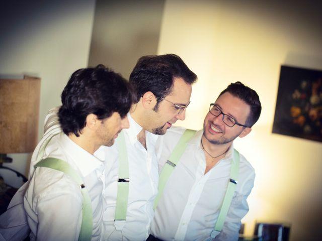 Il matrimonio di Filippo e Gloria a Milano, Milano 3