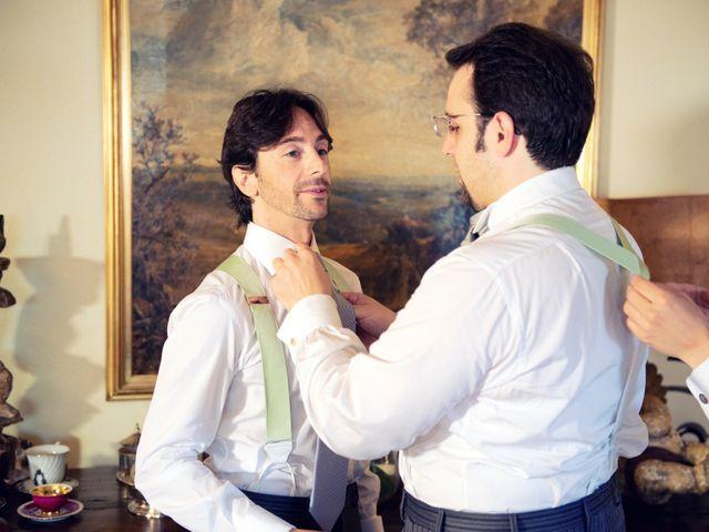 Il matrimonio di Filippo e Gloria a Milano, Milano 8