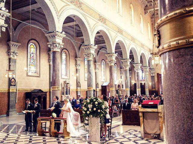Il matrimonio di Filippo e Gloria a Milano, Milano 37