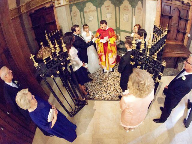 Il matrimonio di Filippo e Gloria a Milano, Milano 38