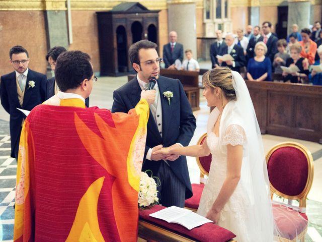 Il matrimonio di Filippo e Gloria a Milano, Milano 41