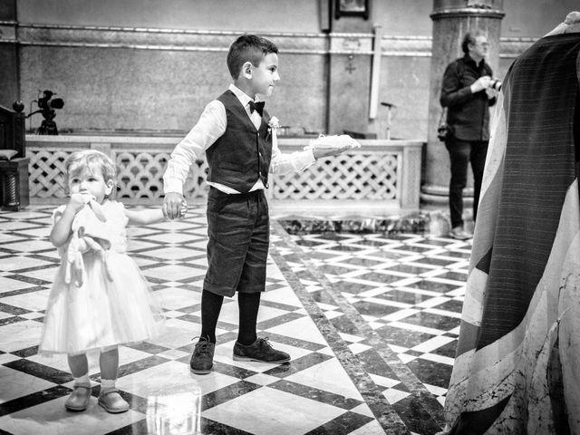Il matrimonio di Filippo e Gloria a Milano, Milano 42