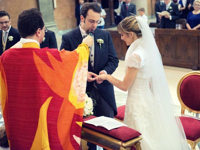 Il matrimonio di Filippo e Gloria a Milano, Milano 44