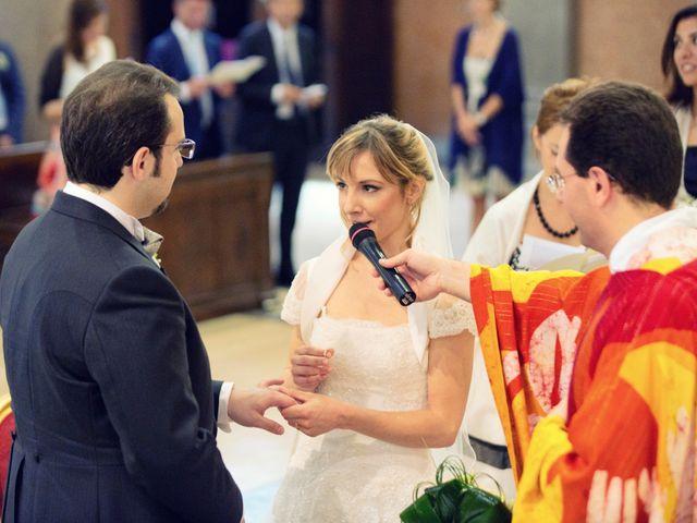 Il matrimonio di Filippo e Gloria a Milano, Milano 45