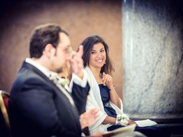 Il matrimonio di Filippo e Gloria a Milano, Milano 48