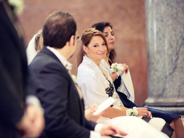 Il matrimonio di Filippo e Gloria a Milano, Milano 49
