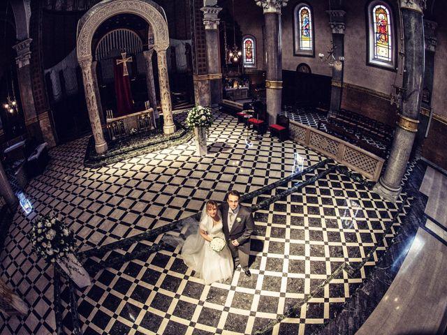 Il matrimonio di Filippo e Gloria a Milano, Milano 50