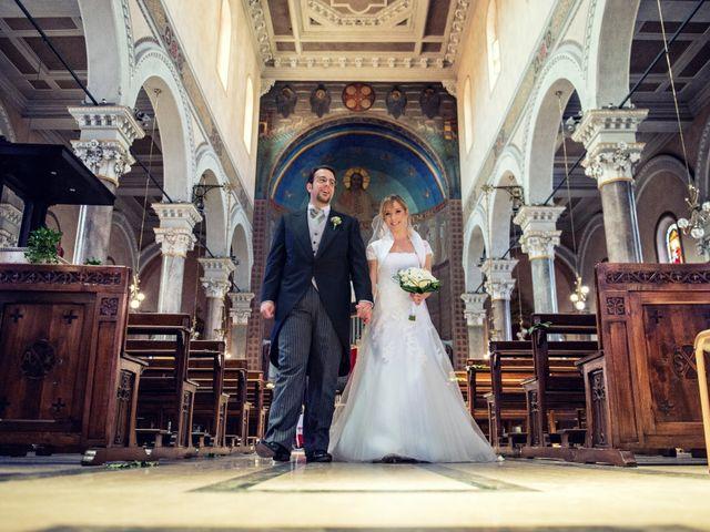 Il matrimonio di Filippo e Gloria a Milano, Milano 51