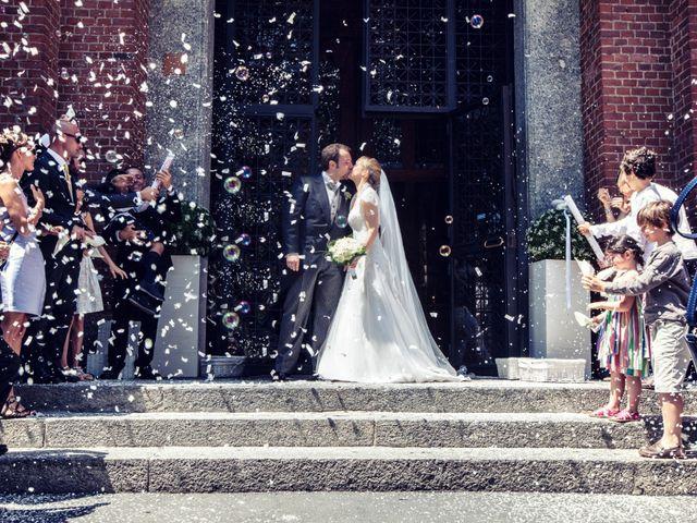 Il matrimonio di Filippo e Gloria a Milano, Milano 52