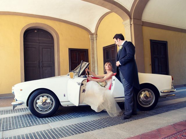 Il matrimonio di Filippo e Gloria a Milano, Milano 56
