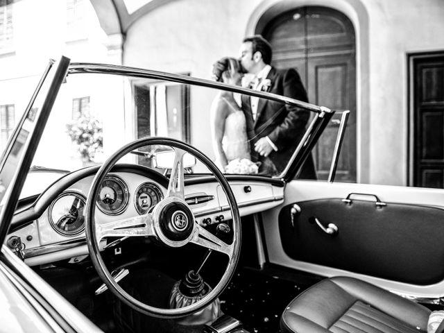 Il matrimonio di Filippo e Gloria a Milano, Milano 57
