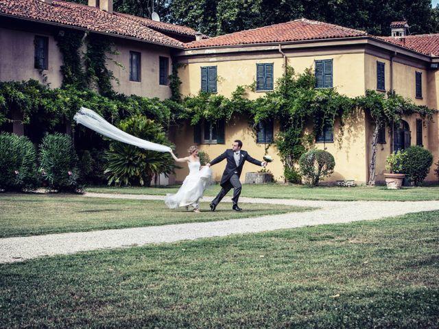 Il matrimonio di Filippo e Gloria a Milano, Milano 60