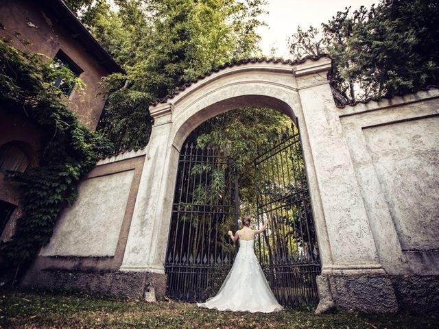 Il matrimonio di Filippo e Gloria a Milano, Milano 61