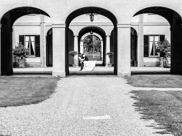Il matrimonio di Filippo e Gloria a Milano, Milano 65