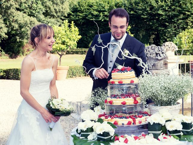 Il matrimonio di Filippo e Gloria a Milano, Milano 69