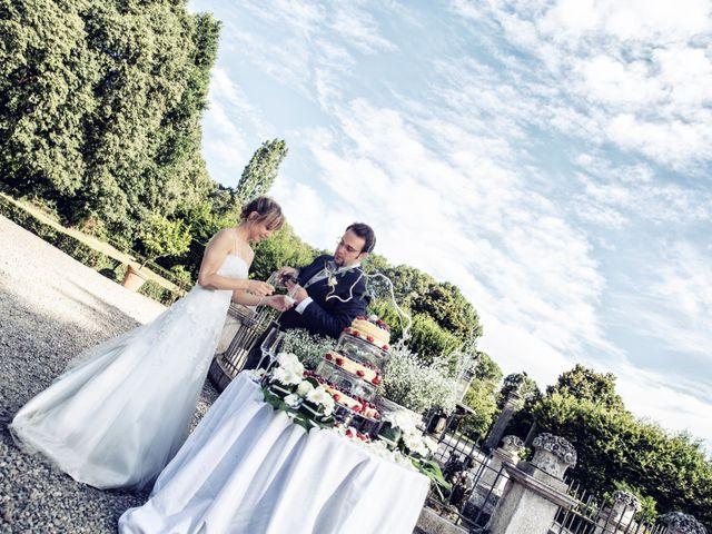 Il matrimonio di Filippo e Gloria a Milano, Milano 70