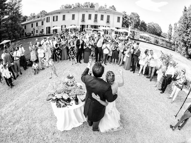 Il matrimonio di Filippo e Gloria a Milano, Milano 71