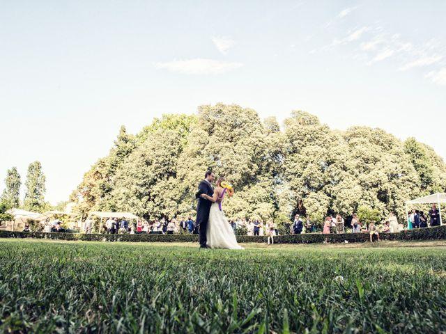 Il matrimonio di Filippo e Gloria a Milano, Milano 74