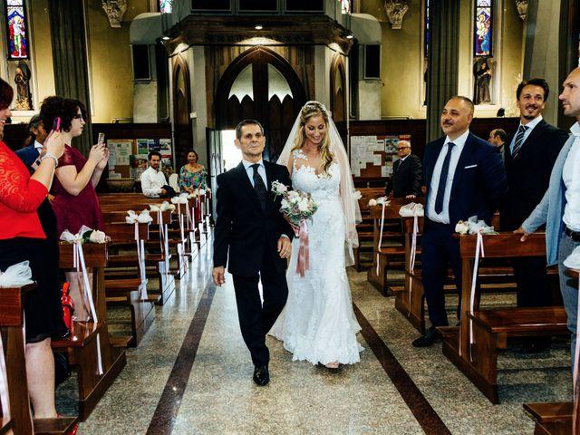 Il matrimonio di Paolo e Daniela a Monza, Monza e Brianza 5