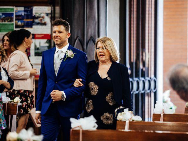 Il matrimonio di Paolo e Daniela a Monza, Monza e Brianza 6