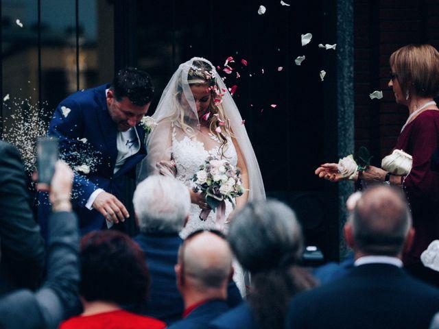Il matrimonio di Paolo e Daniela a Monza, Monza e Brianza 8