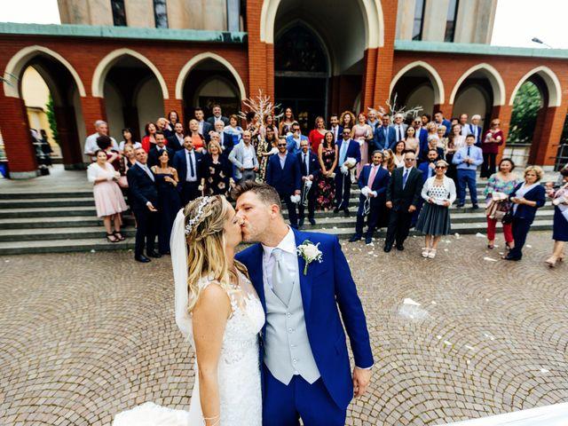 Il matrimonio di Paolo e Daniela a Monza, Monza e Brianza 9