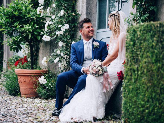 Il matrimonio di Paolo e Daniela a Monza, Monza e Brianza 41