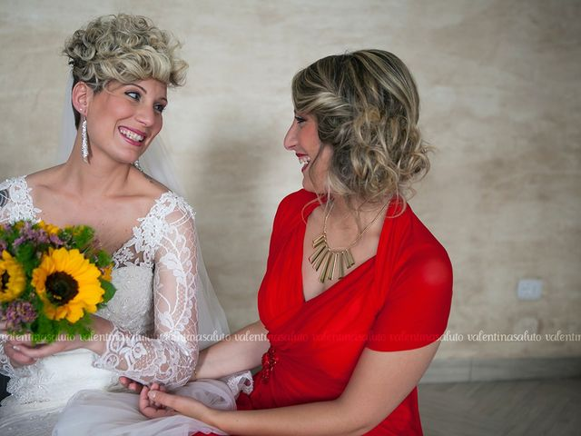 Il matrimonio di Gianvito e Serena a Castelvetrano, Trapani 18