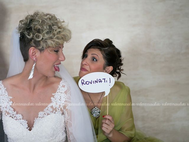 Il matrimonio di Gianvito e Serena a Castelvetrano, Trapani 19