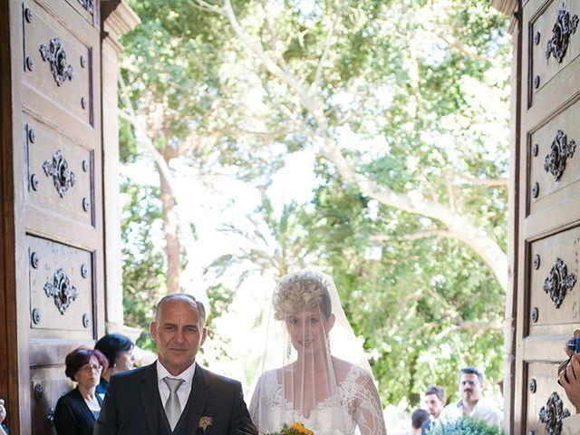 Il matrimonio di Gianvito e Serena a Castelvetrano, Trapani 21