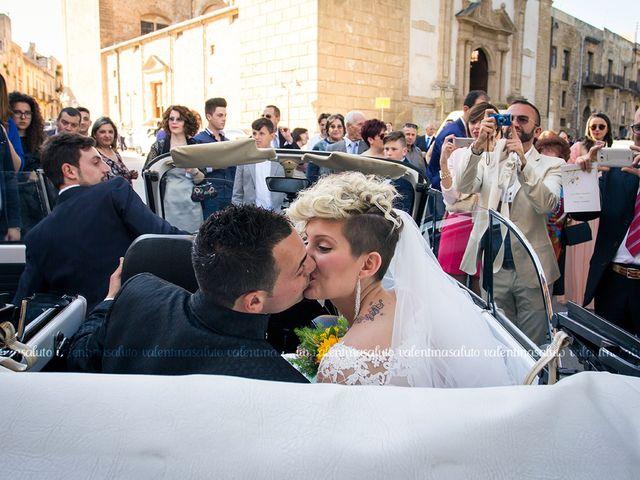 Il matrimonio di Gianvito e Serena a Castelvetrano, Trapani 26