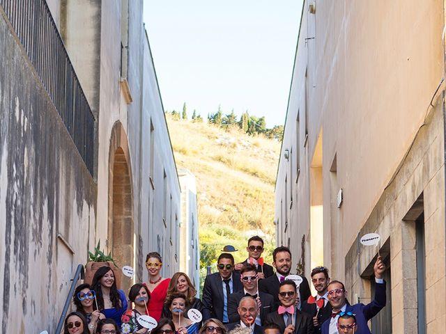 Il matrimonio di Gianvito e Serena a Castelvetrano, Trapani 28