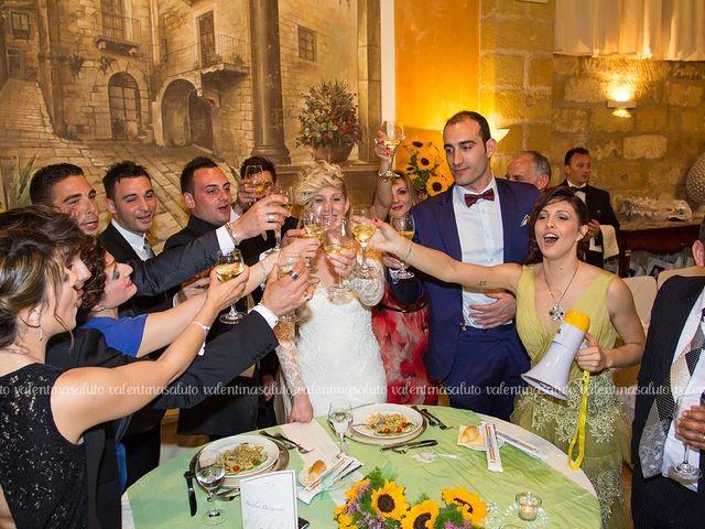 Il matrimonio di Gianvito e Serena a Castelvetrano, Trapani 30
