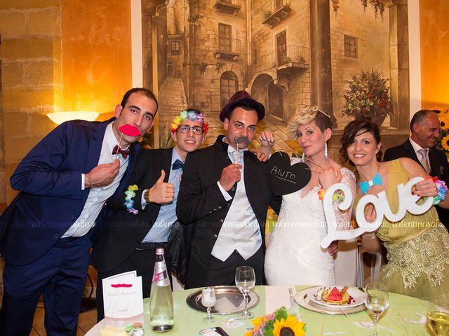 Il matrimonio di Gianvito e Serena a Castelvetrano, Trapani 31