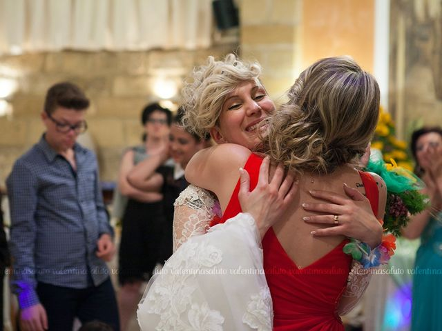 Il matrimonio di Gianvito e Serena a Castelvetrano, Trapani 32