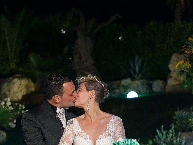 Il matrimonio di Gianvito e Serena a Castelvetrano, Trapani 33