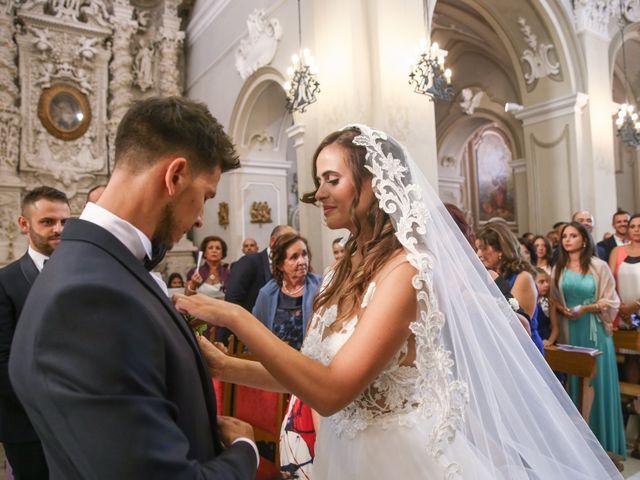 Il matrimonio di Piero e Simona a Maglie, Lecce 13