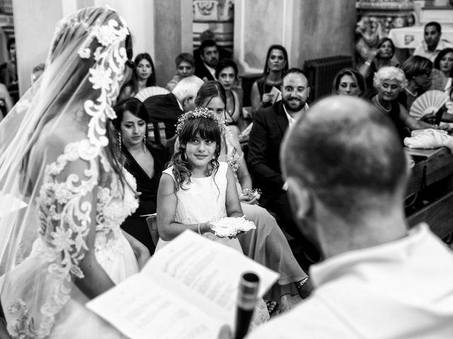 Il matrimonio di Piero e Simona a Maglie, Lecce 16