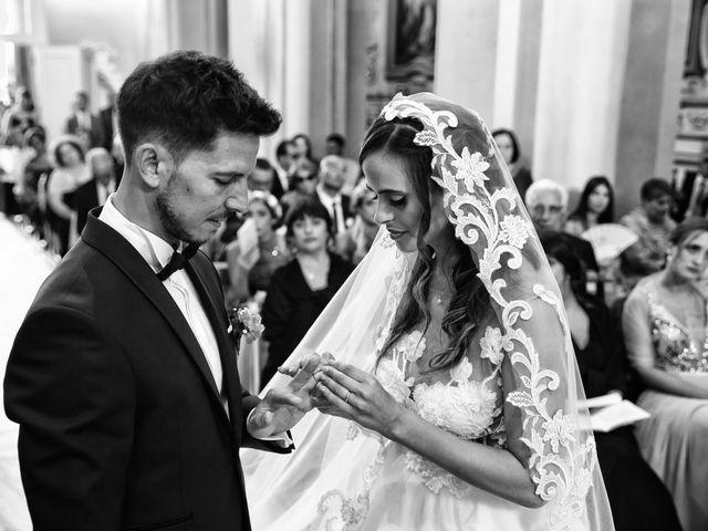 Il matrimonio di Piero e Simona a Maglie, Lecce 18