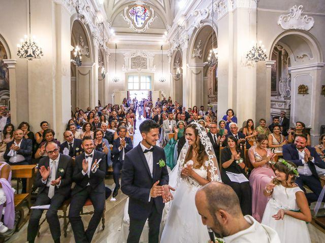 Il matrimonio di Piero e Simona a Maglie, Lecce 19