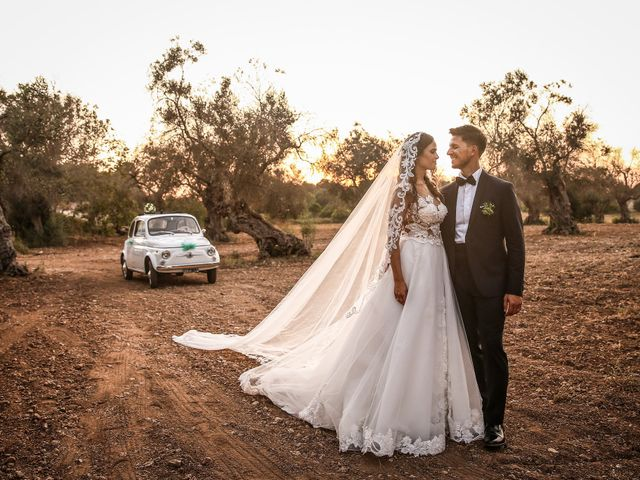 Il matrimonio di Piero e Simona a Maglie, Lecce 22