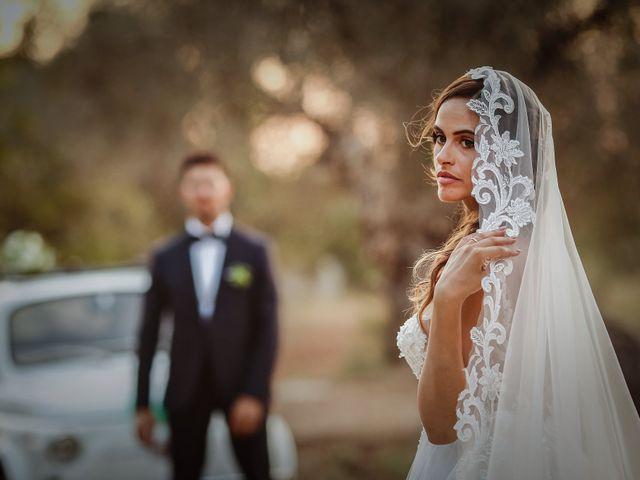 Il matrimonio di Piero e Simona a Maglie, Lecce 23