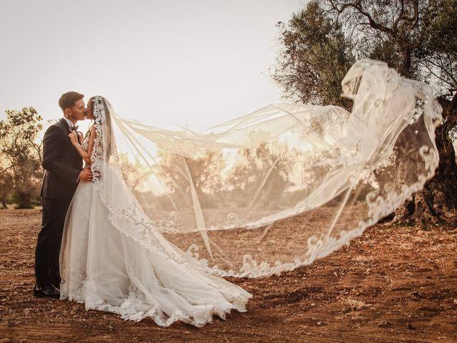 Il matrimonio di Piero e Simona a Maglie, Lecce 24