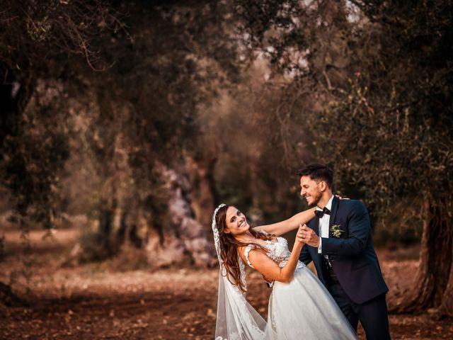 Il matrimonio di Piero e Simona a Maglie, Lecce 25